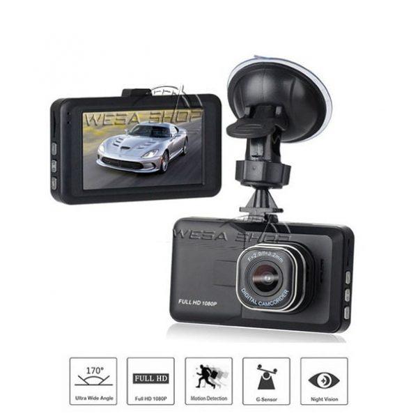 دوربین دی وی آر خودرو تک لنز مدل X5
