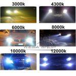 لامپ زنون خودرو
