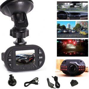 دوربین ضبط خودرویی تک لنز مدل C600