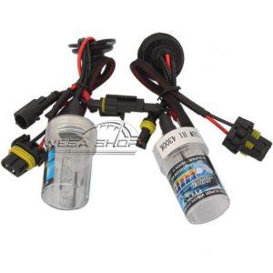 لامپ زنون 4300K ازرایی