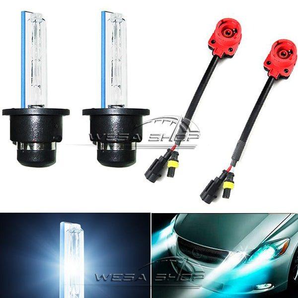 کابل ترانس لامپ D2S