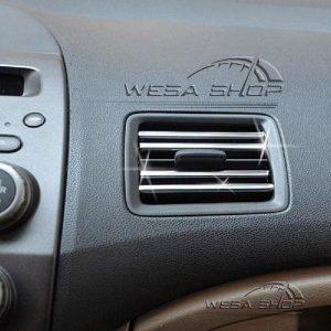 نوار زه استیل تزئینی داخل خودرو