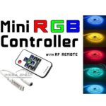 ریموت کترل ال ای دی RGB